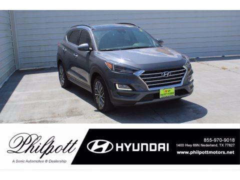 Magnetic Force 2021 Hyundai Tucson Limited