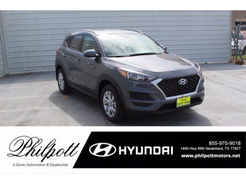 Magnetic Force 2021 Hyundai Tucson Value