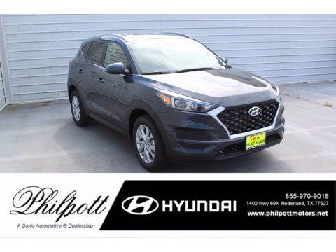 Dusk Blue 2021 Hyundai Tucson Value