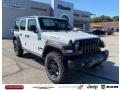 Jeep Wrangler Unlimited Willys 4x4 Bright White photo #1