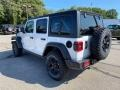 Jeep Wrangler Unlimited Willys 4x4 Bright White photo #9