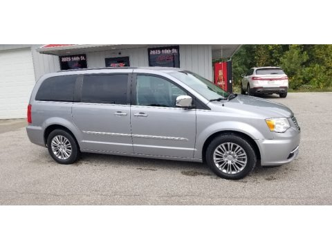 Billet Silver Metallic 2013 Chrysler Town & Country Touring - L