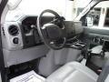 Ford E Series Van E150 Cargo Ingot Silver Metallic photo #6