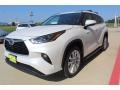 Toyota Highlander Hybrid Limited Blizzard White Pearl photo #4