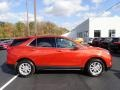 Chevrolet Equinox LT AWD Cayenne Orange Metallic photo #7