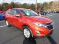 Chevrolet Equinox LT AWD Cayenne Orange Metallic photo #8