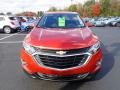 Chevrolet Equinox LT AWD Cayenne Orange Metallic photo #9