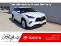Toyota Highlander Hybrid Limited Blizzard White Pearl photo #1