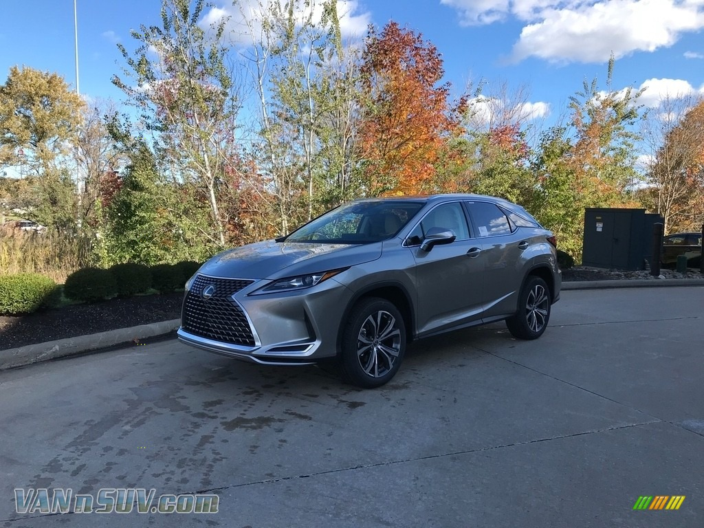 2021 RX 350 AWD - Atomic Silver / Parchment photo #1