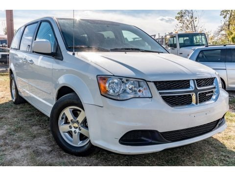 Stone White 2011 Dodge Grand Caravan Mainstreet