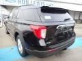 Ford Explorer XLT 4WD Agate Black Metallic photo #7
