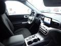 Ford Explorer XLT 4WD Agate Black Metallic photo #11