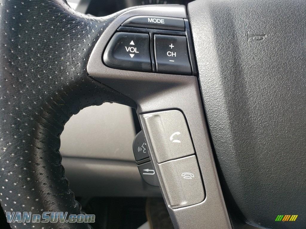 2013 Odyssey Touring Elite - Polished Metal Metallic / Gray photo #10