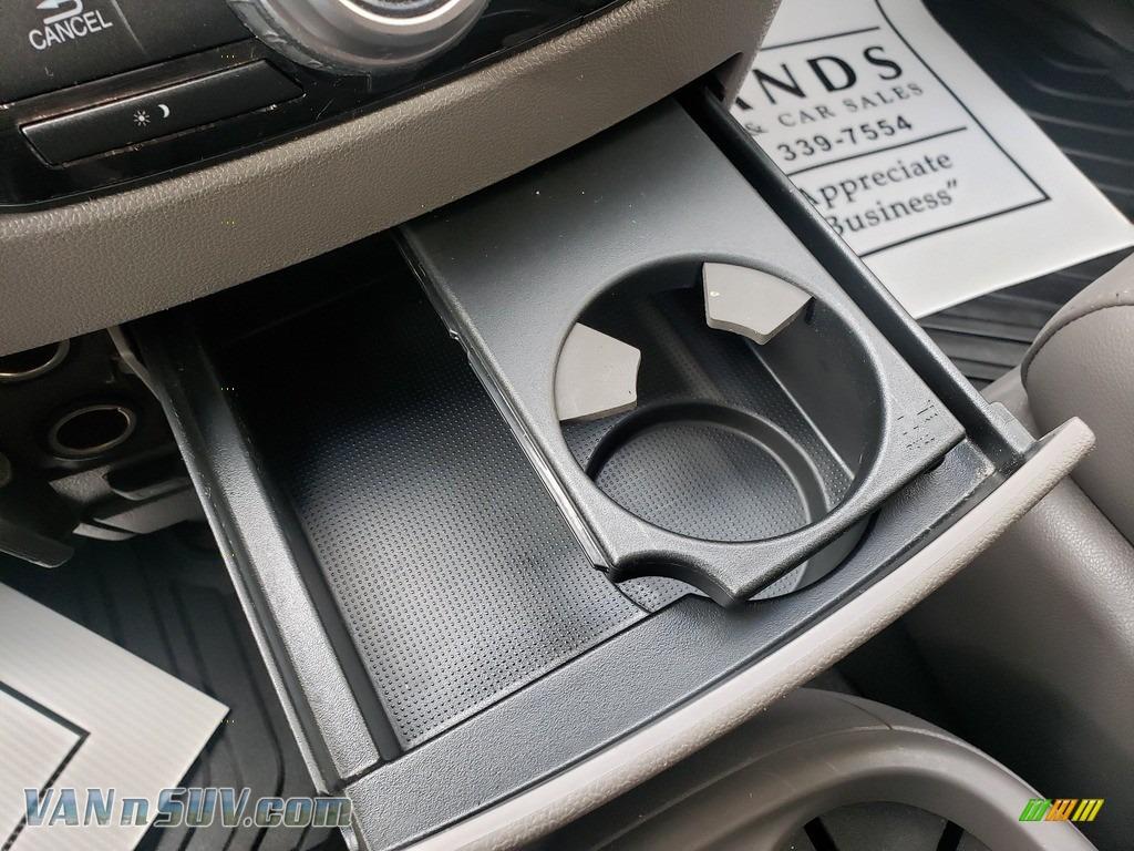 2013 Odyssey Touring Elite - Polished Metal Metallic / Gray photo #22