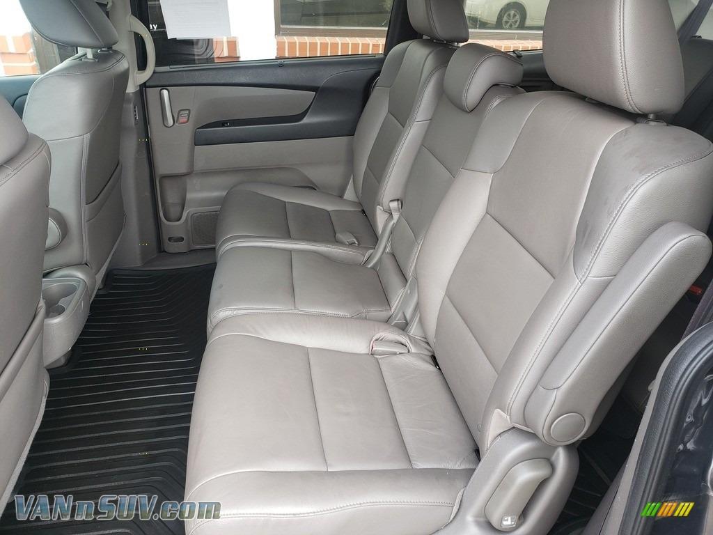 2013 Odyssey Touring Elite - Polished Metal Metallic / Gray photo #31