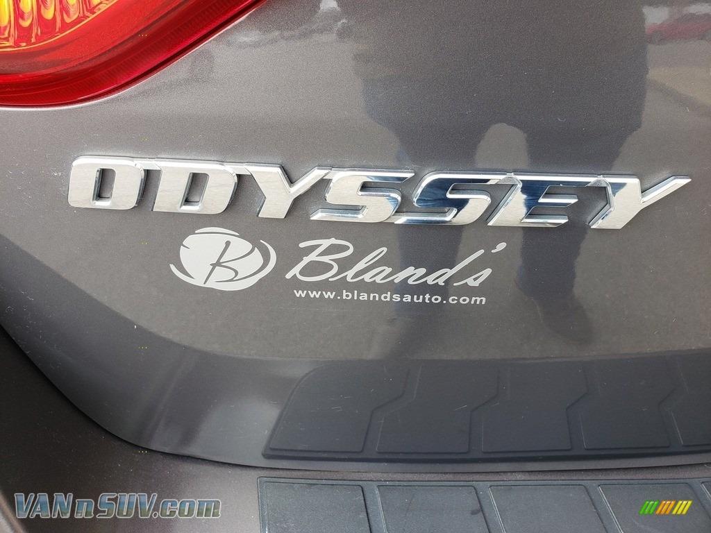 2013 Odyssey Touring Elite - Polished Metal Metallic / Gray photo #42