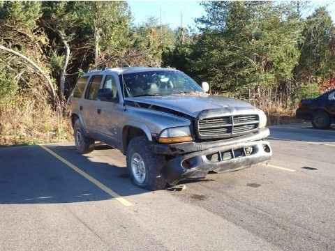 Bright Platinum Metallic 1999 Dodge Durango SLT 4x4