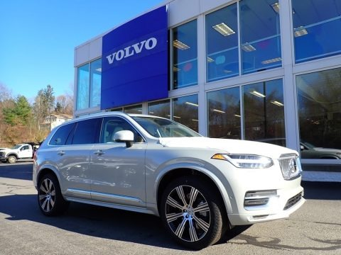 Birch Light Metallic 2021 Volvo XC90 T6 AWD Inscription