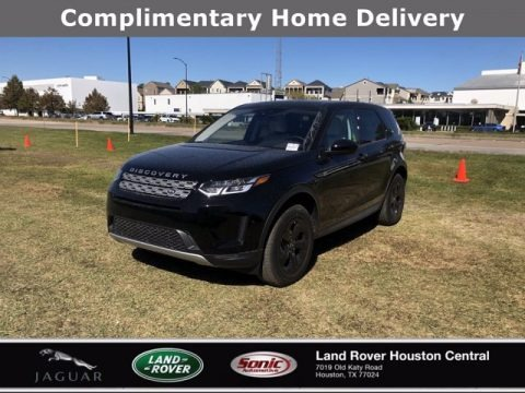 Narvik Black 2020 Land Rover Discovery Sport S