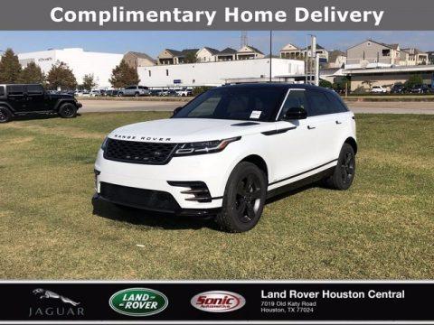 Fuji White 2020 Land Rover Range Rover Velar R-Dynamic S