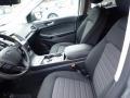 Ford Edge SE AWD Iconic Silver Metallic photo #10