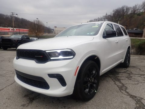 White Knuckle 2021 Dodge Durango GT AWD