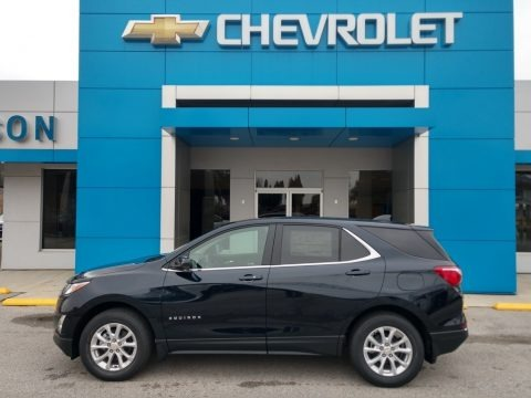 Midnight Blue Metallic 2021 Chevrolet Equinox LT AWD