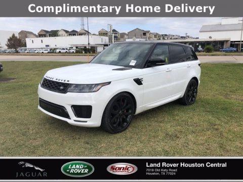 Fuji White 2021 Land Rover Range Rover Sport HSE Dynamic