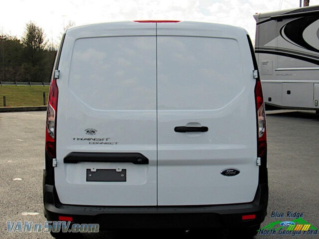 2021 Transit Connect XL Van - Frozen White / Ebony photo #4