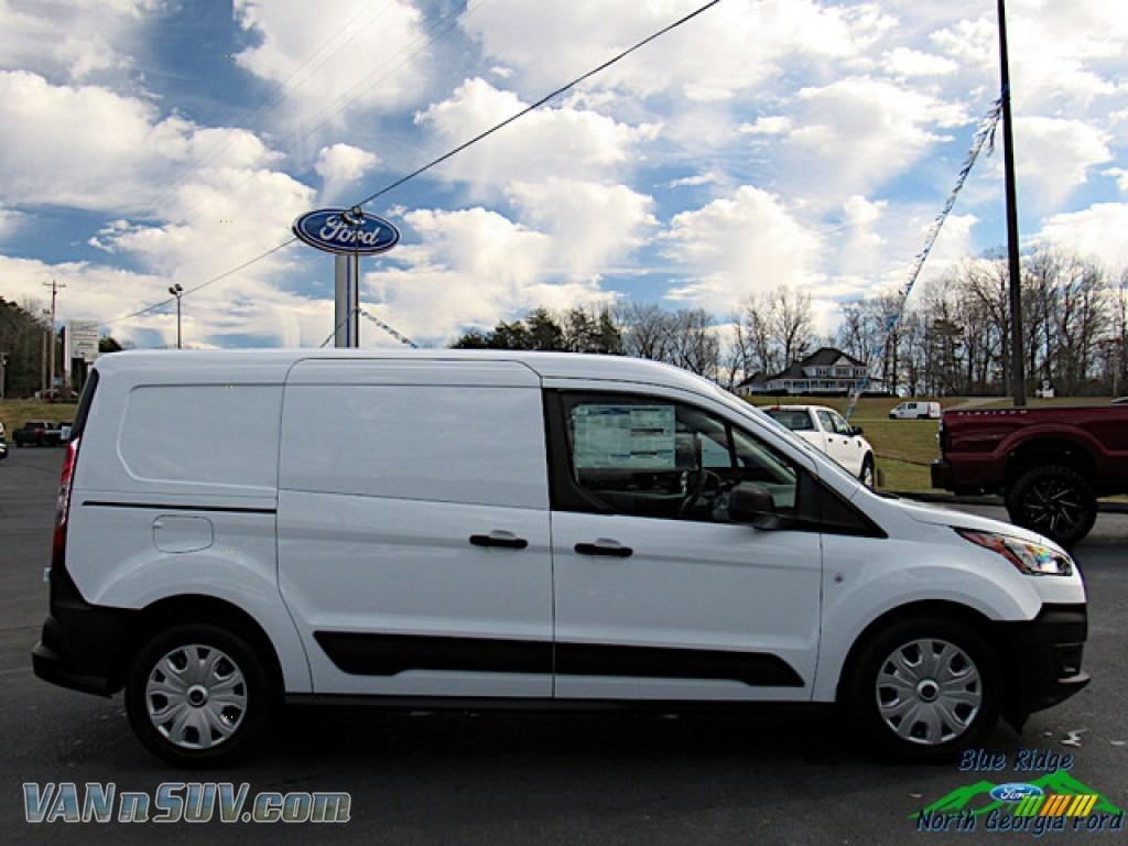 2021 Transit Connect XL Van - Frozen White / Ebony photo #6