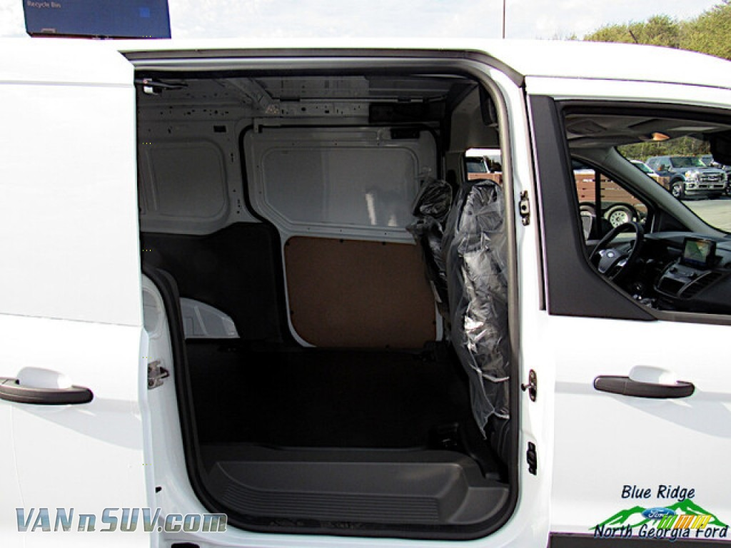 2021 Transit Connect XL Van - Frozen White / Ebony photo #12