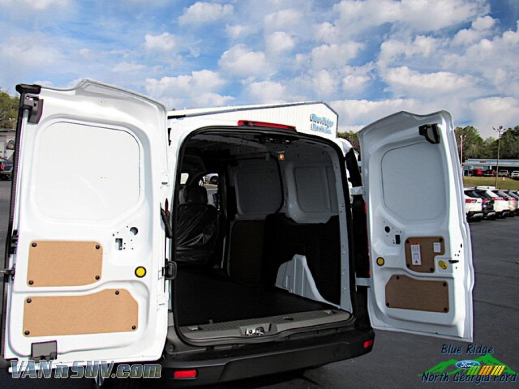 2021 Transit Connect XL Van - Frozen White / Ebony photo #13