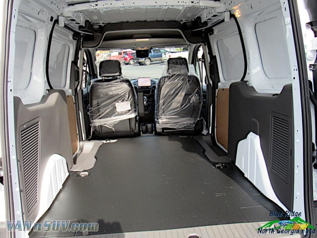 2021 Transit Connect XL Van - Frozen White / Ebony photo #14