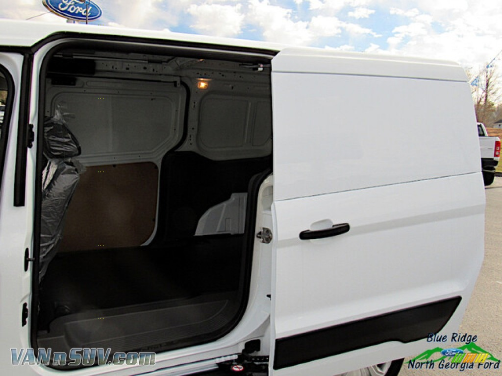 2021 Transit Connect XL Van - Frozen White / Ebony photo #15