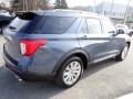 Ford Explorer Limited Infinite Blue Metallic photo #6