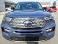 Ford Explorer Limited Infinite Blue Metallic photo #9