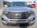 Ford Explorer XLT 4WD Iconic Silver Metallic photo #9