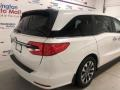 Honda Odyssey EX-L Platinum White Pearl photo #3