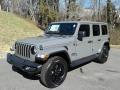 Jeep Wrangler Unlimited Sahara Altitude 4x4 Sting-Gray photo #2