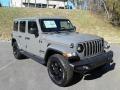 Jeep Wrangler Unlimited Sahara Altitude 4x4 Sting-Gray photo #4