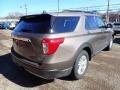 Ford Explorer XLT 4WD Stone Gray Metallic photo #2