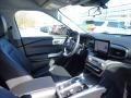 Ford Explorer XLT 4WD Stone Gray Metallic photo #9