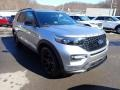 Ford Explorer ST 4WD Iconic Silver Metallic photo #3