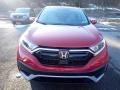 Honda CR-V EX AWD Radiant Red Metallic photo #7