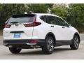 Honda CR-V LX Platinum White Pearl photo #5