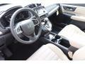 Honda CR-V LX Platinum White Pearl photo #8