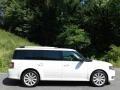 Ford Flex SEL White Platinum photo #5