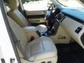 Ford Flex SEL White Platinum photo #17