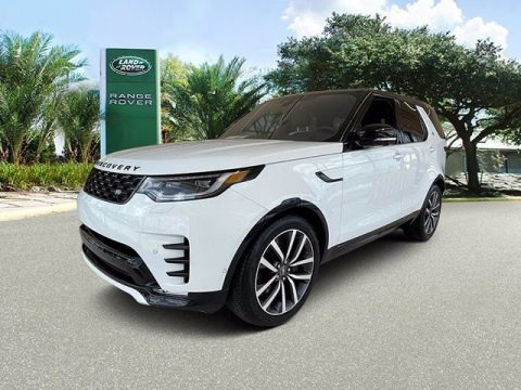 Fuji White 2022 Land Rover Discovery P360 S R-Dynamic