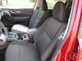Nissan Rogue SV AWD Scarlet Ember photo #12